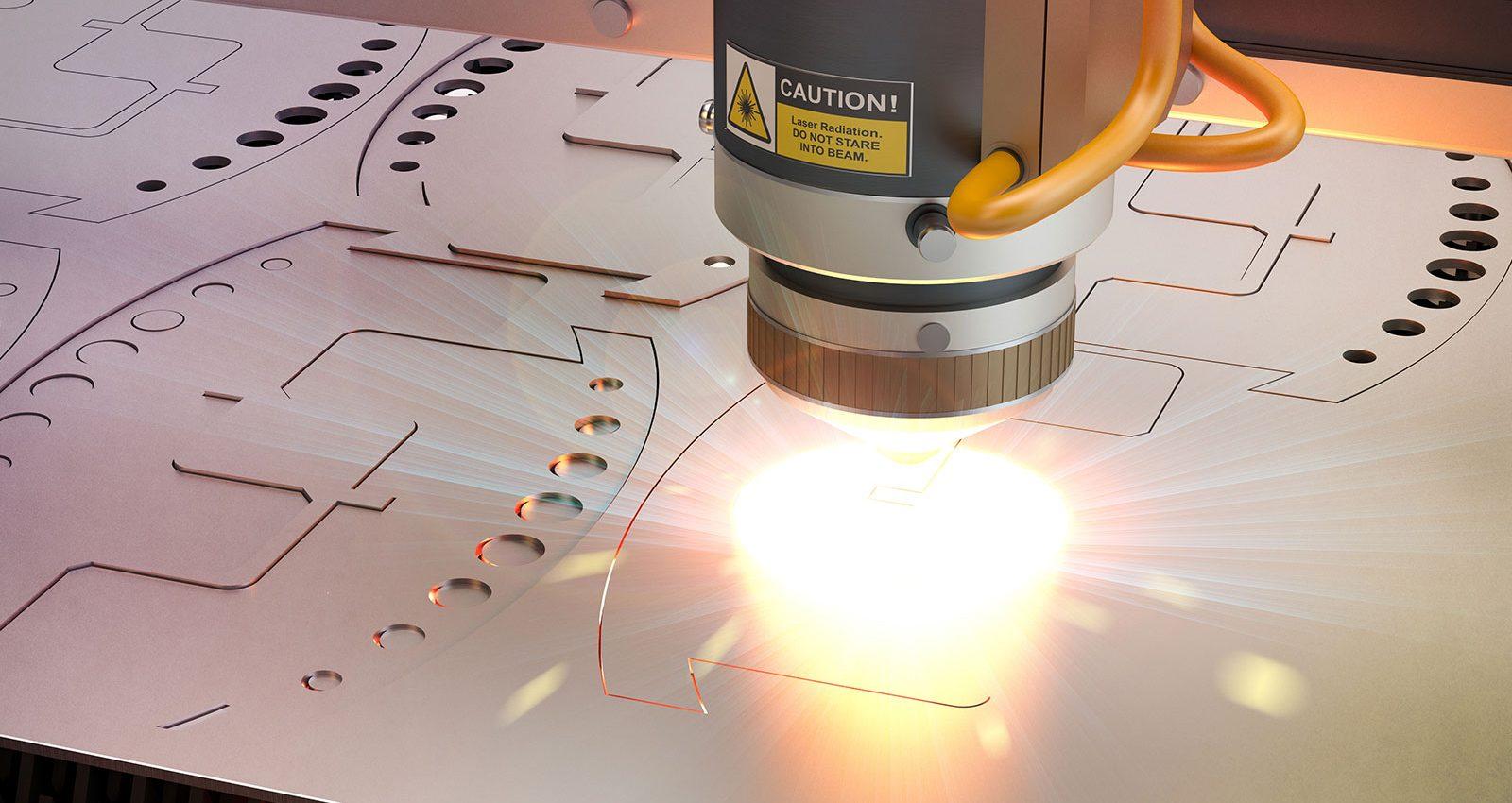 نکات مهم برش لیزر قطعات صنعتی